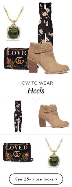 Designer Clothes, Shoes & Bags for Women How To Wear Heels, Cute Fashion, Womens Fashion, David Yurman, Dress Outfits, Outfit Ideas, Gucci, Shoe Bag, Pretty