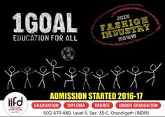 Join Fashion Industry now !!! Admission Started. Fill online application form @ www.iifd.in #iifd #chandigarh #best #fashion #designing #institute #chandigarh #mohali #punjab #design #admission