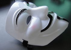 V vendetta mask 50pcs free shipping 100% real tooken picture in stock ship today