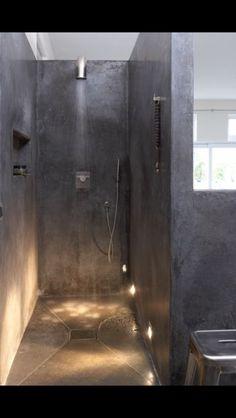 Neat shower