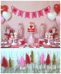 Anders Ruff Custom Designs, LLC: A Sweet Valentine's Day Party