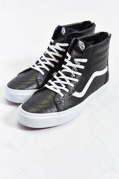 8a5ad20ac0 Vans California Sk8 Leather Zip High-Top Men s Sneaker High Top Vans