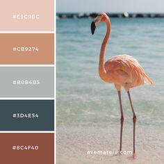 Color palettes 156640893276647847 - Color Palettes – Ave Mateiu Source by Color Palette For Home, Hex Color Palette, Color Schemes Colour Palettes, Create Color Palette, Earthy Color Palette, Color Palate, Couleur Html, Flamingo Color, Color Stories