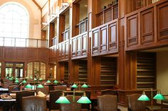 OU Law Library- going to be spending quite a bit of time there...