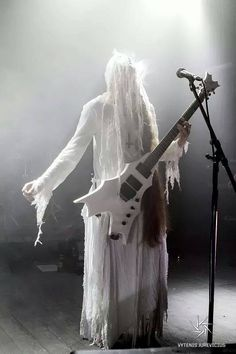 Darkened Nocturn Slaughtercult is a German black metal band - Photo by Vytenis Jurevicius