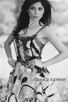 Kanika Chandok is a multi-talented lady, she is a fashionista, socialite and also a talented musician.