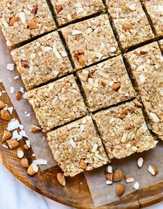 almond-coconut-granola-bars-recipe-ideas-foods-and-cooking-plans-and-tips