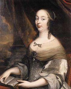 Marie Charlotte de Castelnau by Pierre Mignard