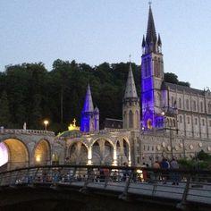 Lourdes  Find Super Cheap International Flights to Lourdes, France ✈✈✈ https://thedecisionmoment.com/cheap-flights-to-europe-france-lourdes/