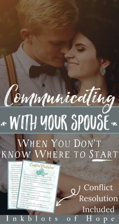 For my fellow friends who can become communication-challenged, even in their closest relationship. Marriage | Faith | Marriage Problems | Conflict Resolution | Five Love Languages | Communication