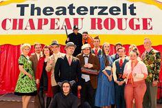 Am kommenden Samstag hebt sich zum ersten Mal in diesem Jahr der Vorhang im Theaterzelt Chapeau Rouge an der Heringsdorfer Promenade.