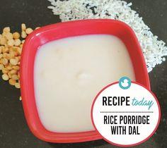 rice porridge recipe
