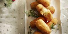 Boodschappen - Knolselderijkroketjes met oude kaas Tempura, Recipe Images, Beignets, Food Pictures, Family Meals, Foodies, Carrots, Tasty, Cheese