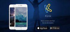 Klink, il social che retribuisce le tue foto