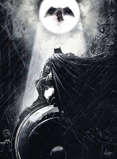 Batman v Superman: Dawn of Justice by JP Valderrama - Imgur