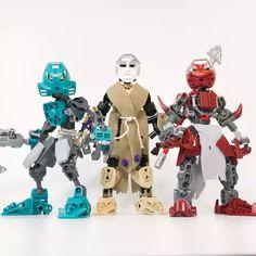 Bionicle Heroes, Lego Bionicle, Lego Structures, Lego Bots, Lego Creative, Lego Pictures, Amazing Lego Creations, Lego Craft, Lego Mechs