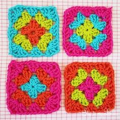 Crochet Granny Square Zippered Pouch Tutorial Skip To My Lou Diy And Crafts Sewing, Yarn Crafts, Crochet Granny, Crochet Yarn, Granny Squares, Mothersday Cards, Hippie Crochet, Zipper Pouch Tutorial, Free Sewing