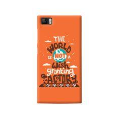 Wish Granting Factory Xiaomi Mi3 Case from Cyankart