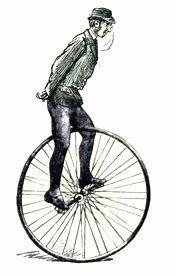 Monociclo siglo XIX