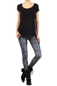 Chainmail Leggings - Nerd want  - 1