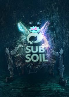 - Subsoil No.4 - The visual for Leveltrauma's Subsoil No.4 #cgi #visual #techno #subsoil #flyer #poster #bork81 #sebastianbork #blender3d #cycles #photoshop