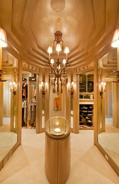 My dream closet!!! @Vivek Salligram nudge nudge