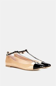 Julianne Hough for Sole Society 'Addy' Flat available at #Nordstrom