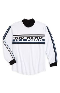 8ca56cfdf19 IVY PARK® Broken Logo Tee available at  Nordstrom Ivy Park Clothing
