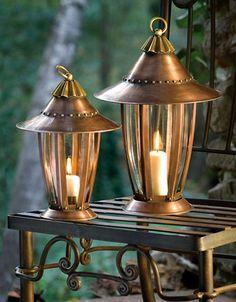 Six Sided Lanterns from H. Potter, Beautiful!