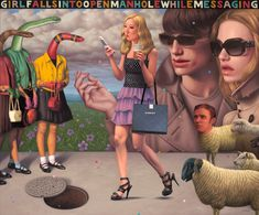 Alex Gross - Product Placement