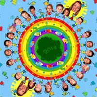 Best 12 Ovis búcsúkép Classroom Walls, Classroom Displays, School Projects, Art Projects, Orla Infantil, Summer Bulletin Boards, Festa Pj Masks, Diy And Crafts, Crafts For Kids