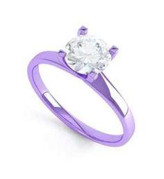 Purple ring! Omg!! I love it!!
