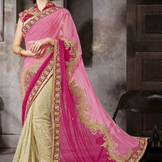 delightful-beige-hot-pink-faux-chiffon-half-n-half-party-wear-saree-800x1100.jpg