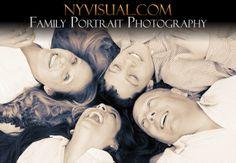 family portrait ideas | to enter our family portrait website creative portraits of your family ...