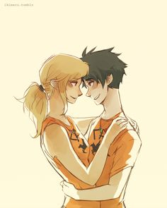 here is some cute percabeth
