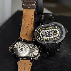 This is not just any watch. Even if they to remove its logo one day, any watch enthusiast will still be able to tell you it's an iconic Azimuth timepiece. Fine Jewelry, Jewelry Making, Watch Brands, Casio Watch, Luxury Watches, Diamond Engagement Rings, Jewelry Watches, Logo, Accessories