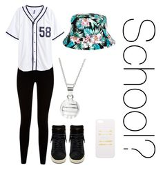 """""""Untitled #28"""" by parismobley ❤ liked on Polyvore featuring moda, Givenchy, Yves Saint Laurent y Accessorize"""