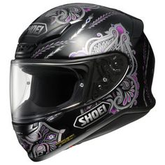 Elegant and refined, the Shoei RF 1200 Duchess Helmet represents years of development and evolution of the Shoei RF Helmet series, distilled into one of the ...