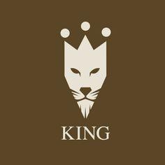 King. Logo