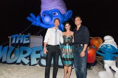 Neil Patrick Harris - 'The Smurfs 2' Cast Hangs Out in Cancun