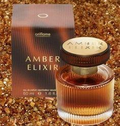 Amber Elixir | Oriflame( ambra, helitrop,mandarina)
