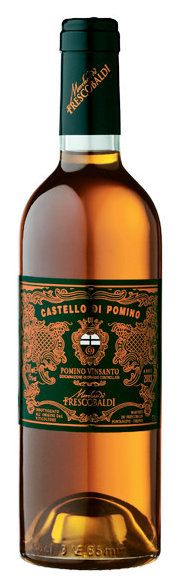 Frescobaldi Castello di Pomino Vinsanto, DOC, Tuscany, r2003, víno, biele, sladké 0,5L