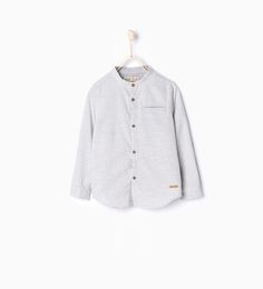 PURCHASED - Roll-up sleeve shirt from Zara
