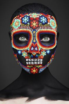 """A visual from """"Andrew Gallimore by Rankin."""" [Courtesy Photo]"""