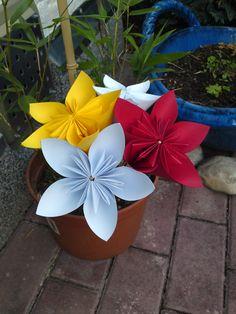 Origami - Flowers 2