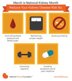 March is National #KidneyMonth! During the month of March, the National Kidney Foundation of Michigan is spreading information about ways to prevent and manage kidney disease. For information, visit www.nkfm.org.