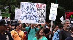Jews March in New York Rally Against Israel War in Gaza – Forward.com https://twitter.com/TrinityNYC/status/493051876527853570