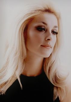 Sharon Tate....beauty personified....i dont know why but what happened to her just haunts me