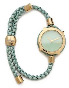 braided bracelet watch  http://rstyle.me/n/jk7jhpdpe