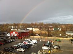 Follow the rainbow to The Barn Pub & Grille!